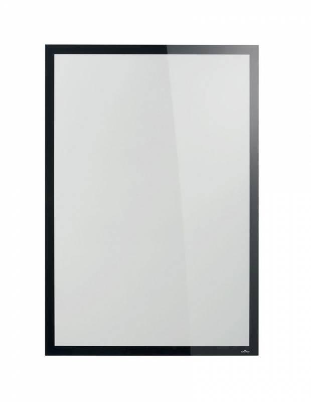 Image of   Skilt Duraframe Poster Sun 50x70cm sort 1st/pkt