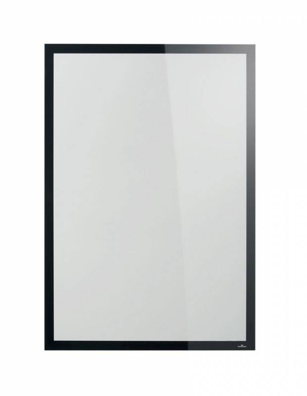Image of   Skilt Duraframe Poster Sun 70x100cm sort 1st/pkt