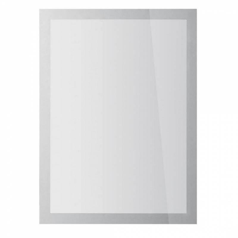 Image of   Skilt Duraframe Poster Sun 50x70cm sølv 1st/pkt