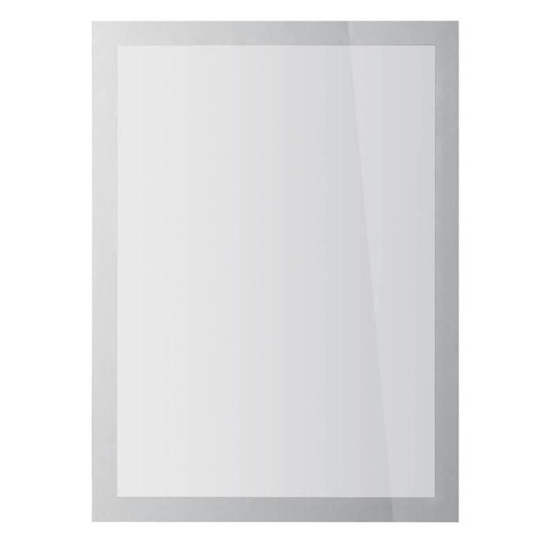 Image of   Skilt Duraframe Poster Sun 70x100cm sølv 1st/pkt