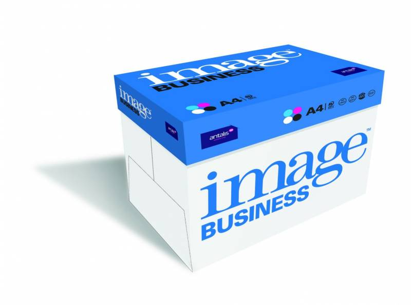 Image of   Kopipapir Image Business 80g A4 2500ark/pak