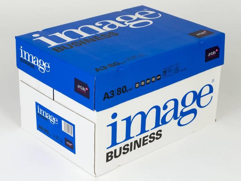 Billede af Kopipapir Image Business 80g A3 500ark/pak