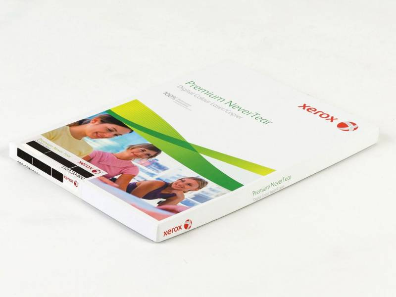 Kopipapir Premium NeverTear A3 vandfast 120mic 100ark/æsk