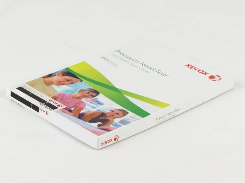 Kopipapir Premium NeverTear A4 vandfast 195mic 100ark/æsk