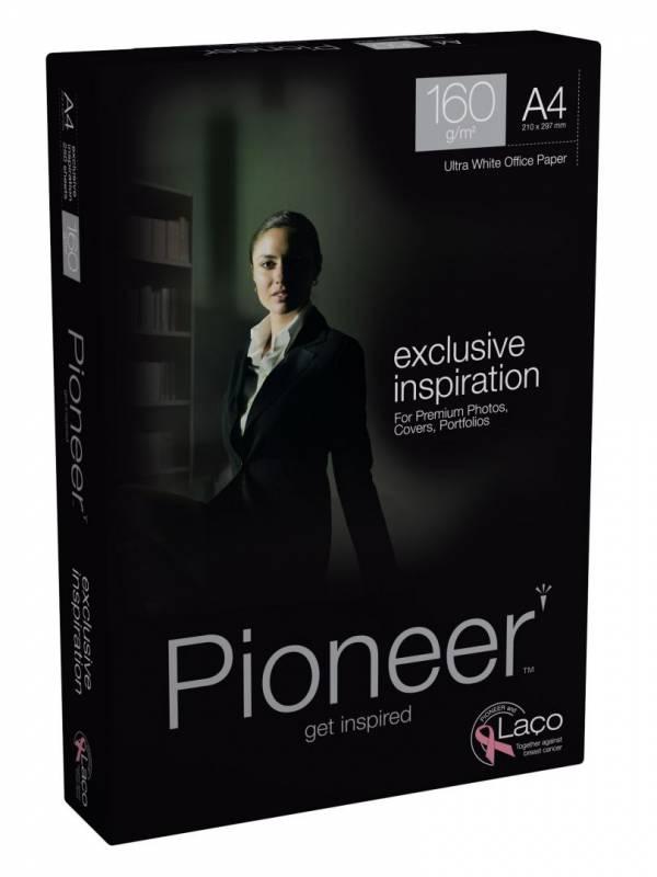 Image of   Kopipapir Pioneer 160g A4 250ark/pak