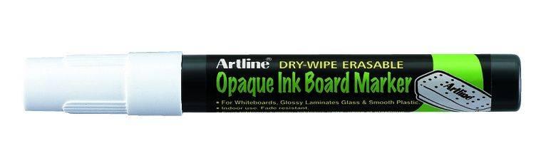 Image of   Whiteboardmarker ARTLINE EPD-4 hvid 2mm