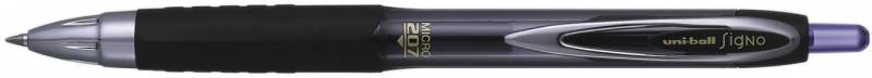 Image of   Rollerpen Uni-ball Signo micro UMN-207 m/klik 0,5mm blå