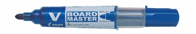 Whiteboardmarker Pilot blå rund spids 2,3mm