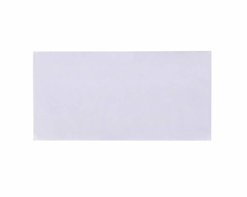 Image of   Kuverter hvid 110x220mm M65 13342 100stk/pak