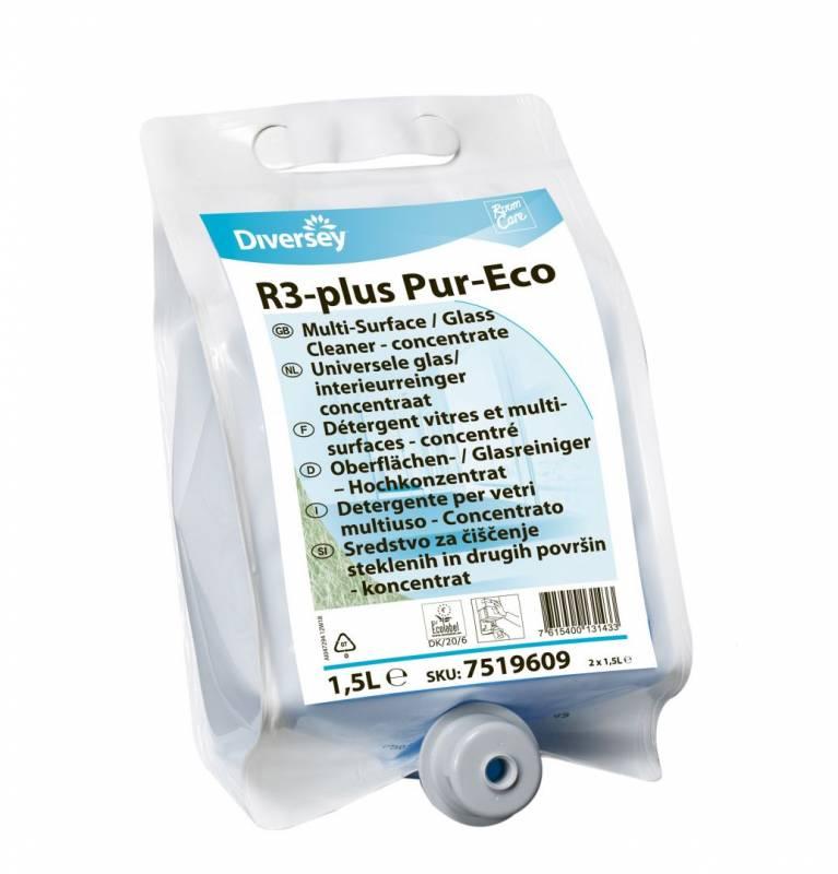 Billede af Rengøringsmiddel R3 Room care plus Pur-Eco W2 1,5l