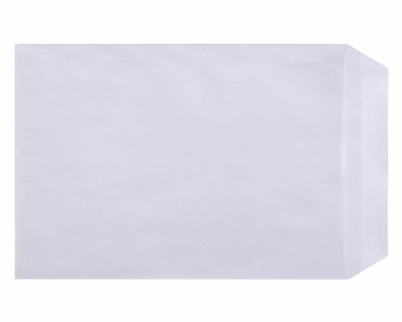 Image of   Kuverter hvid 229x324mm C4P 13718 500stk/pak