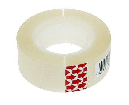 Tape PP bnt/Office klar 19mmx33m