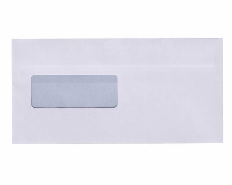 Billede af Kuverter M65 m/rude 70g 25 stk peal&seal Detail pakning