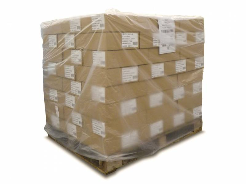 Plastikhætte LDPE klar 1200/450x1800mm
