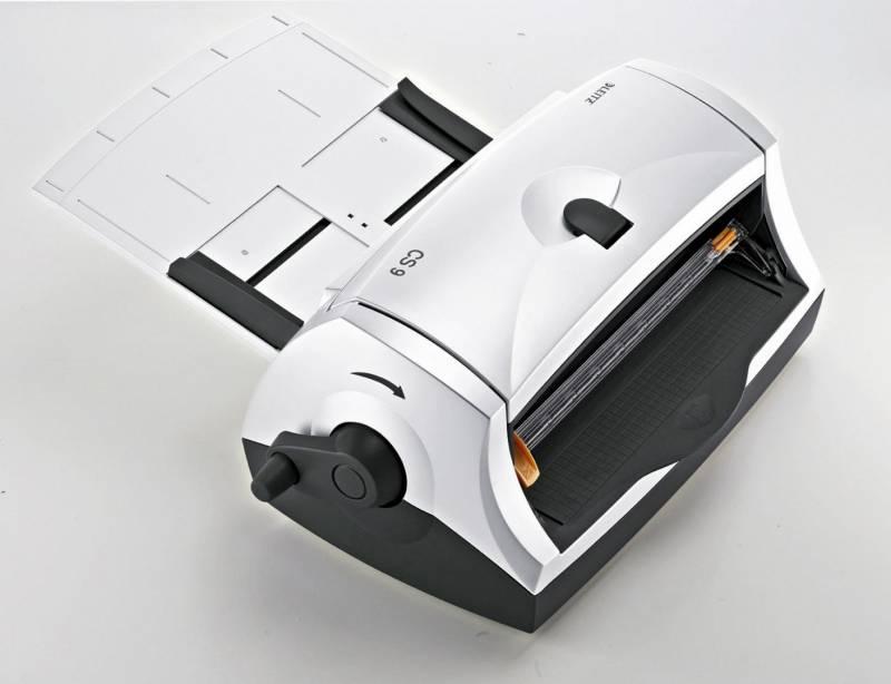 Lamineringsmaskine Leitz CS9 A4 koldlaminering brd. 21,5cm