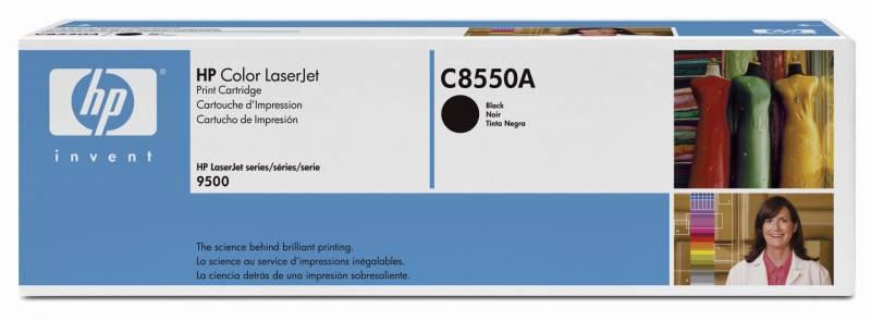 Billede af Color Laserjet 9500 black toner