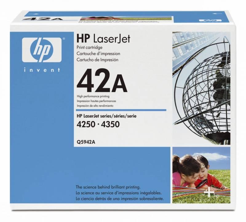HP Toner black 10000pages LJ4250 4350
