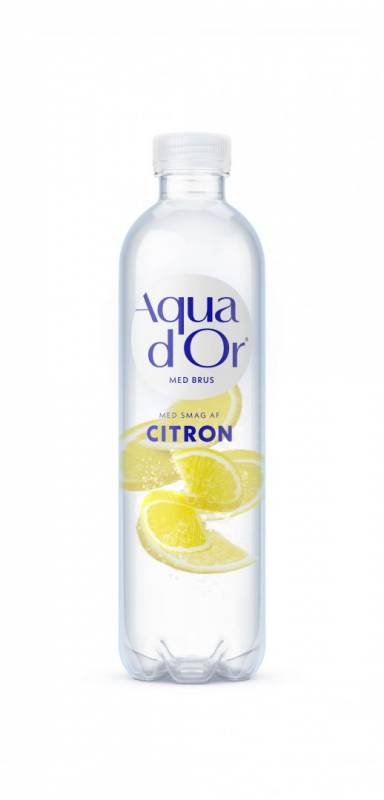 Vand Aqua Dor 50cl KLAR Citr Ananas 12fl/pk m/pant kr.1,50