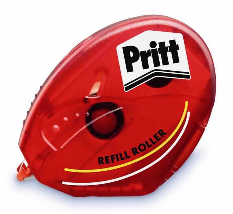 Billede af Limroller Pritt permanent 8,4 mm m/dispenser 16m
