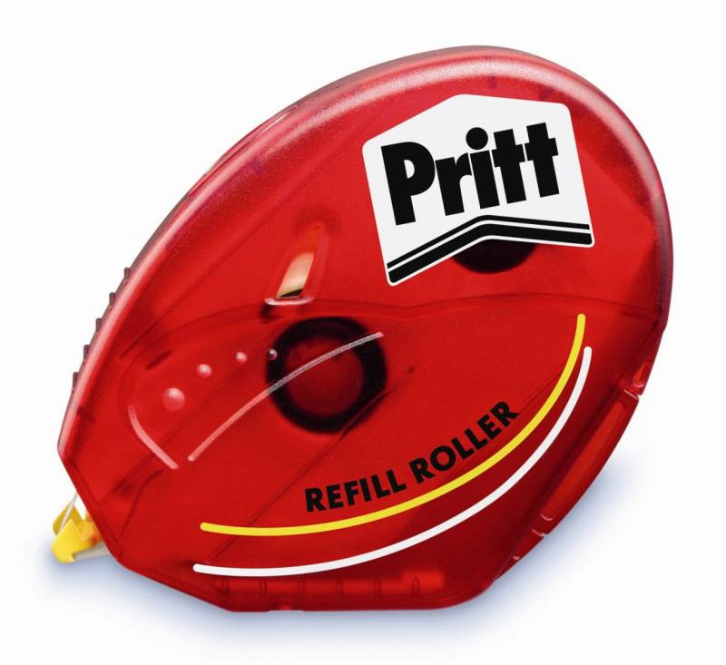 Billede af Limroller Pritt non-permanent 8,4 mm m/dispenser 16m