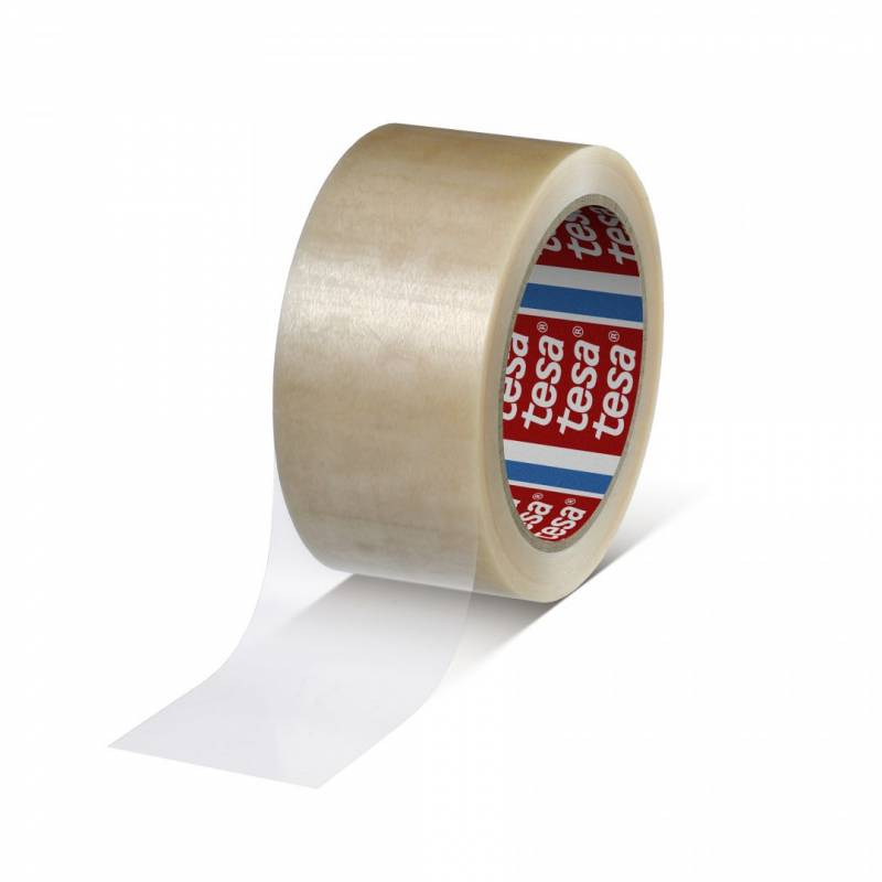 Image of   Tape tesa PVC klar 48mmx66m 4120
