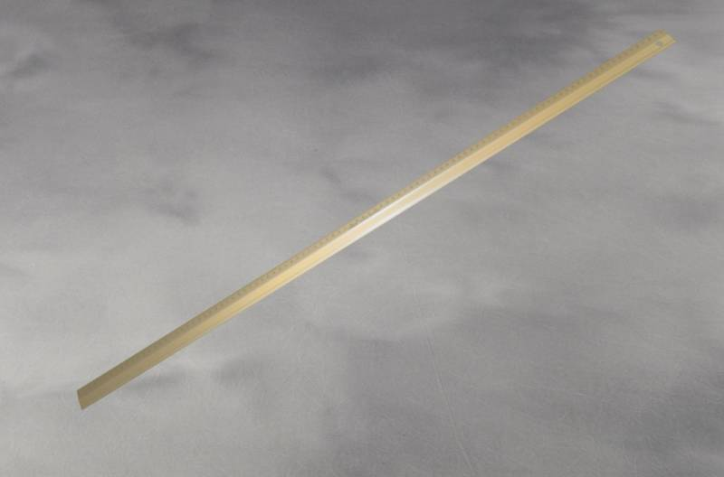 Billede af Lineal aluminium 100cm LINEX 19100M
