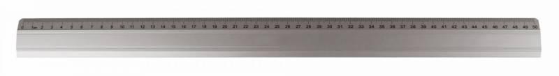 Billede af Lineal Office DEPOT 50cm aluminium