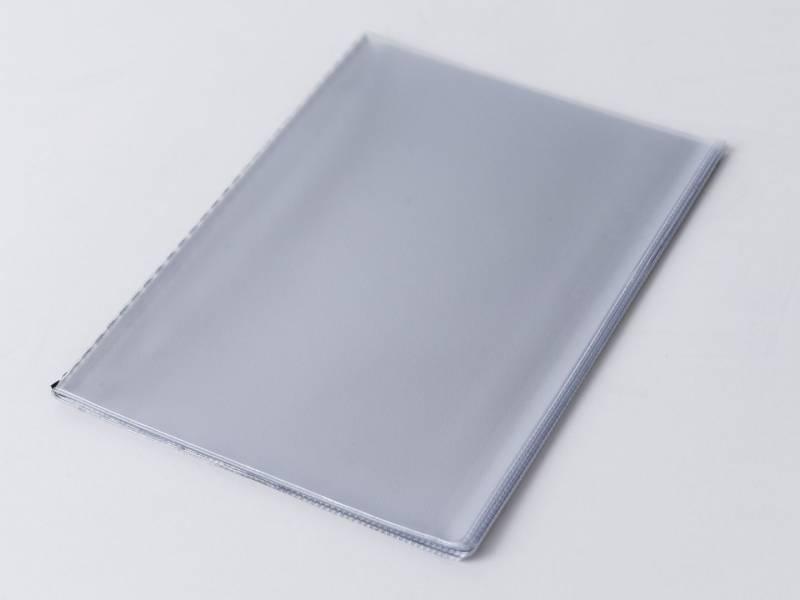 Image of   Plastslommesæt menu A5 klar m/10 lommer og hårdt bagstykke