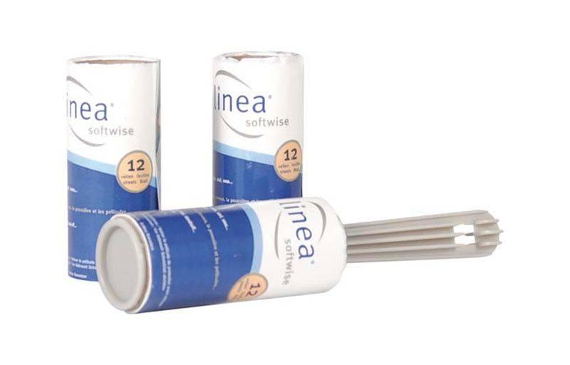 Image of   Fnugrulle med håndtag + 2 refill