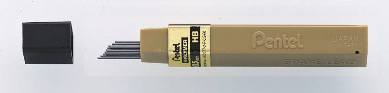 Image of   Miner Pentel 0,5mm HB 12miner/tb