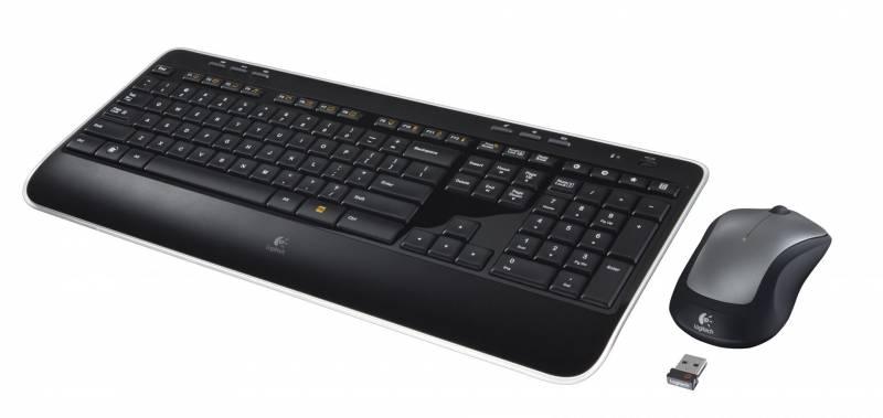 Tastatur + lasermus Logitech MK520 sort trådløs 920-002602