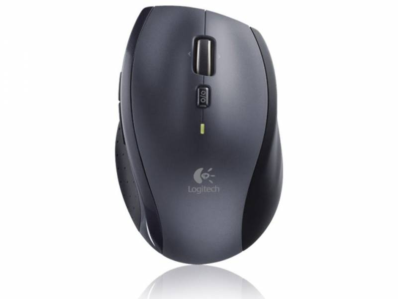 Mus Logitech M705 wireless silver