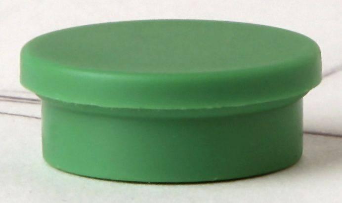 Billede af Magneter niceday grøn Ø20mm 10stk/pak 980594