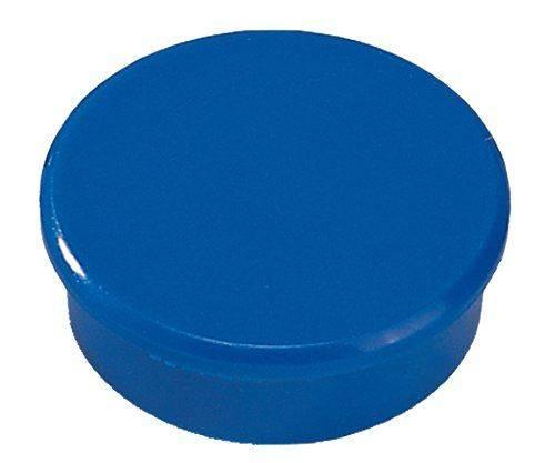 Magneter Dahle 38mm rund blå 10stk/pak 2,5kg bærekraft