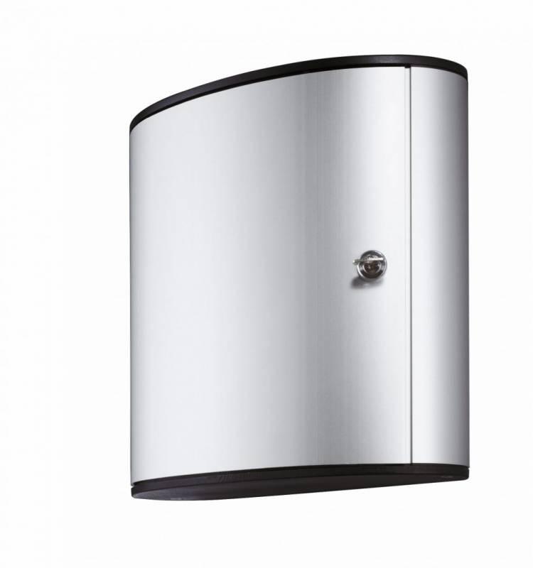 Image of   Nøgleskab Durable Keybox 36 alu til 36 nøgler