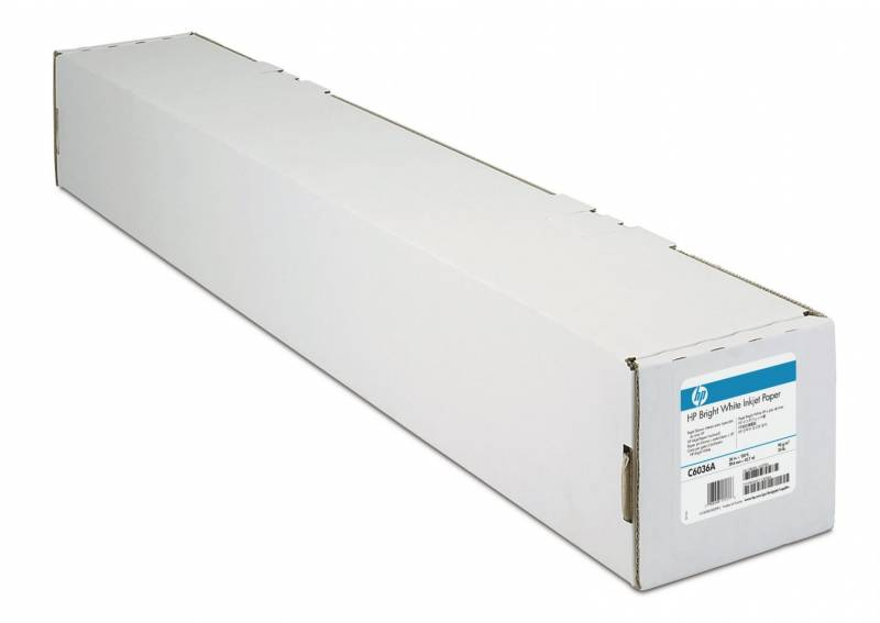 HP paper bright white 24inch 45m roll
