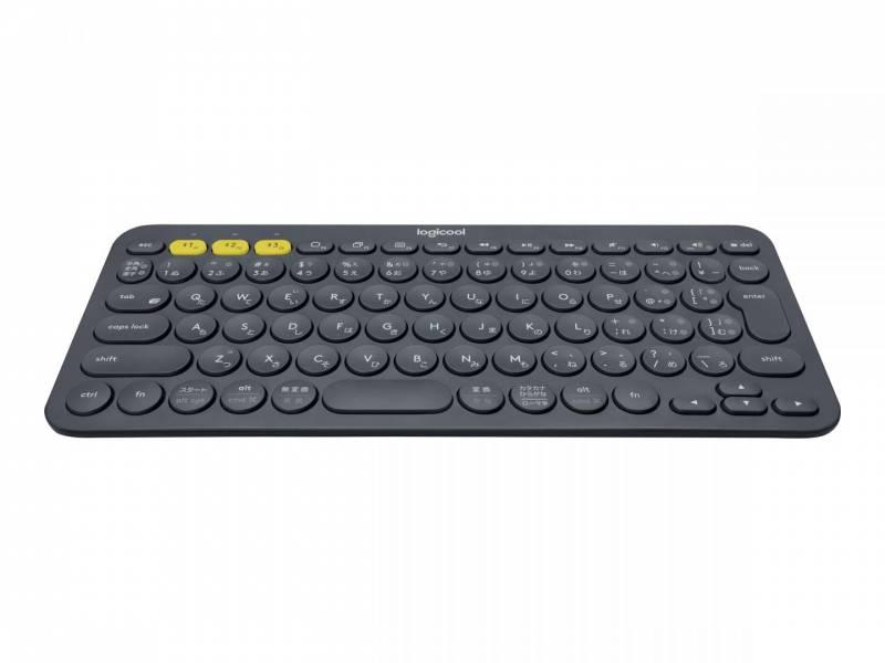 Tastatur K380 Logitech Multidevice Bluetooth grå