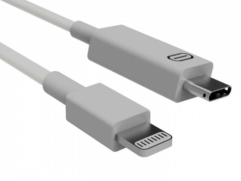 USB-C til Lightning 1M Sandberg
