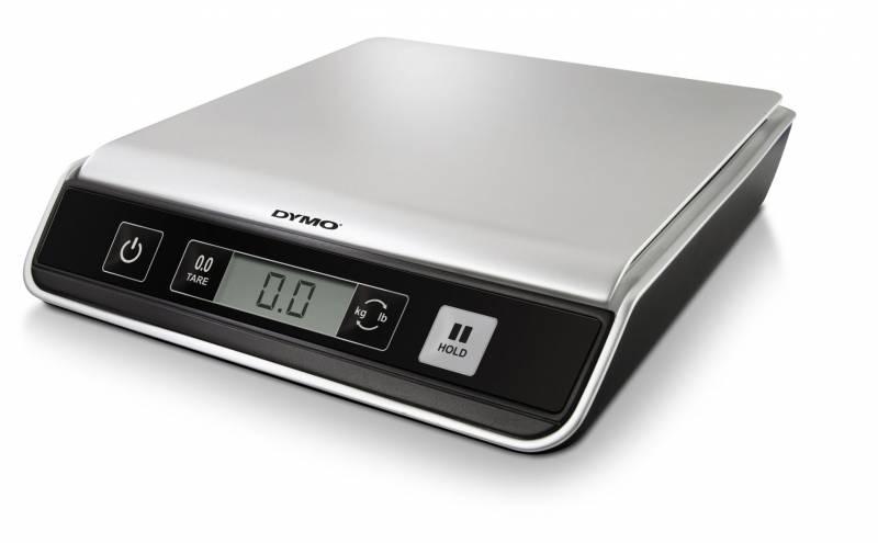 Image of   Brevvægt 10kg DYMO M10 sort med USB