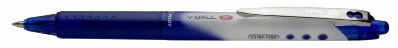 Image of   Roller Pilot V-Ball BLRT-VB stregbred 0,3mm blå F