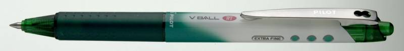 Image of   Roller Pilot V-Ball BLRT-VB stregbred 0,3mm grøn