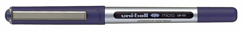 Image of   Rollerpen Uni-ball blå 0,2mm UB-150 Eye Micro