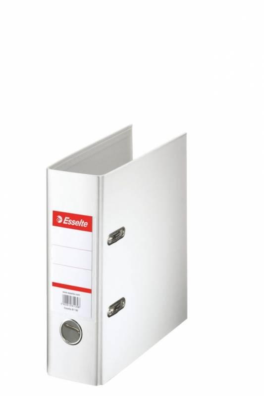 Brevordner Esselte hvid No1 A5-bred 468600