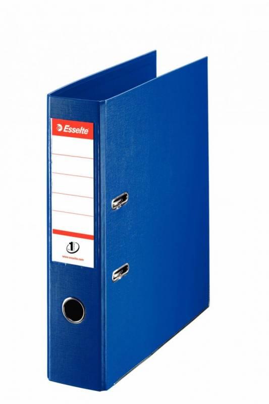 Billede af Brevordner Esselte No.1 Power blå A4 bred