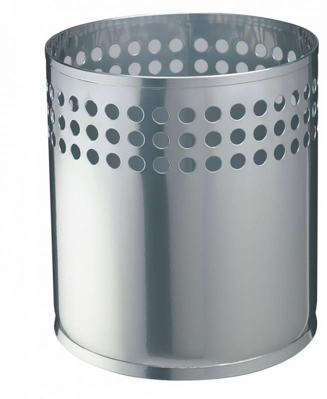 Billede af Papirkurv RM 323 metal 21l alulak H:32cm Ø29cm