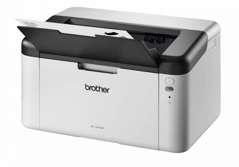 Laserprinter Brother HL1210W s/h laserprinter m/Wi-Fi