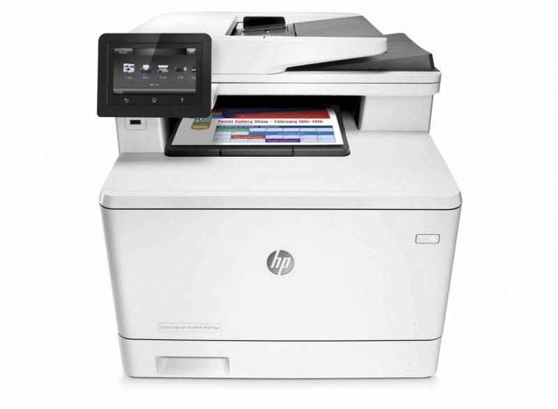 Laserprinter HP Color LaserJet Pro MFP M377dw
