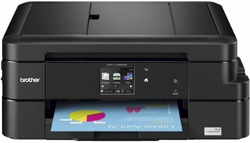 DCP-J785DW Inkjet printer