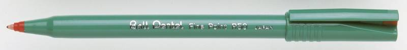 Image of   Rollerpen Ball Pentel R-50 blå 0,5mm