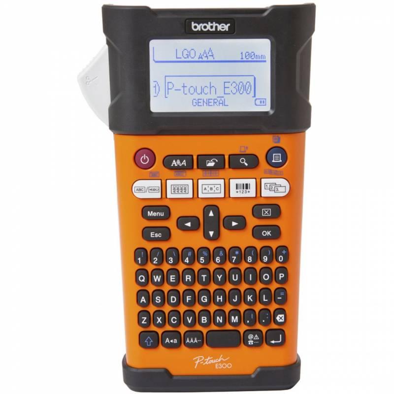 Image of   Labelprinter Brother PT-E300VP 6-12mm TZe-tape i kuffert